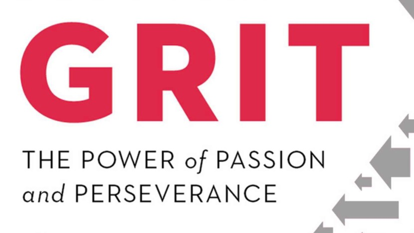 Grit, Angela Duckworth. Kirja.